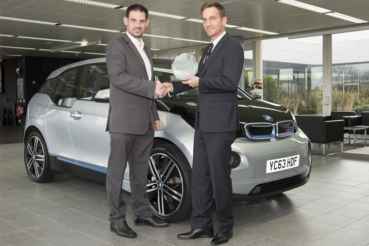 The BMW i3 was the first car to win back in 2014, despite there being no category dedicated to EVs and hybrids.