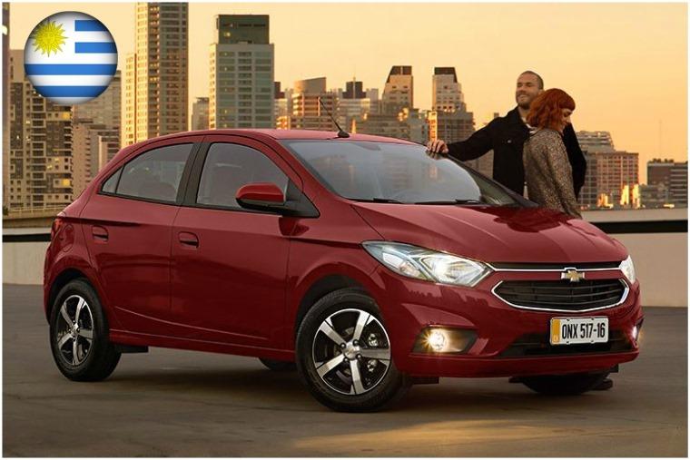 Uruguay Chevrolet Onix
