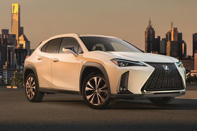 Lexus UX 2018 has been revealed ahead of the Genvea Motor Show.