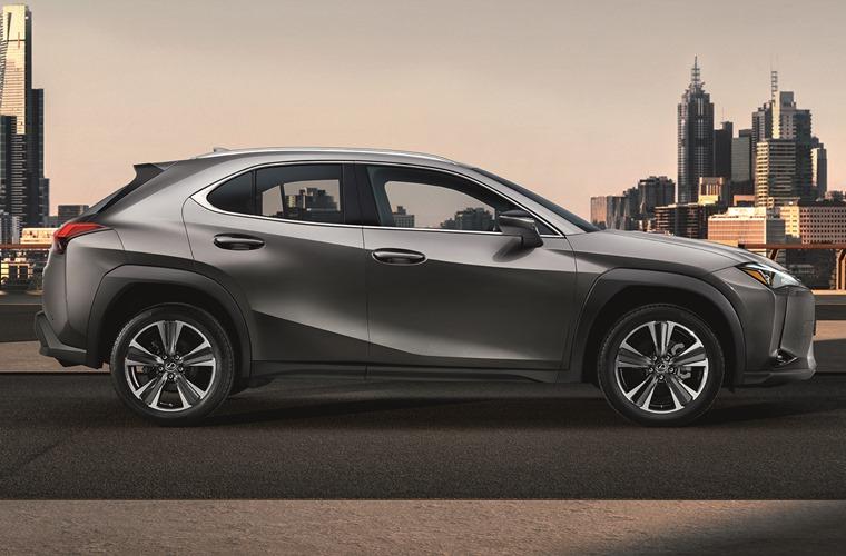 Lexus UX 2018 2