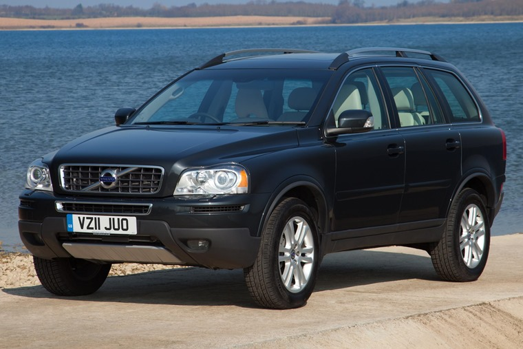 The original XC90 was launched in 2002.