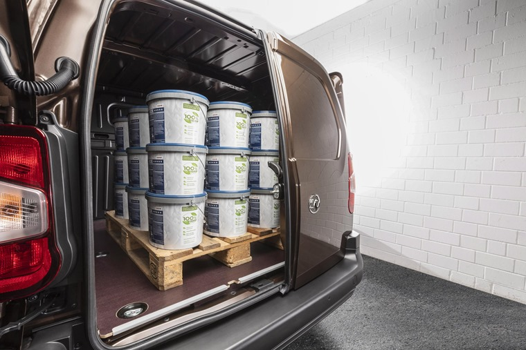 Vauxhall Combo payload 2018
