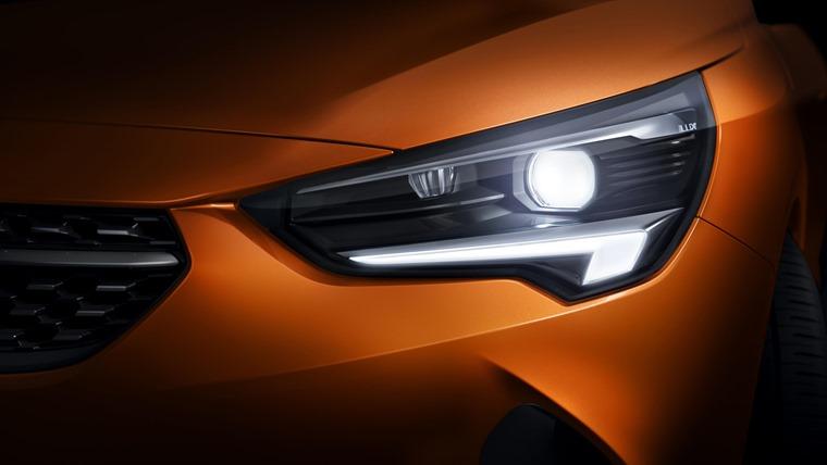 Vauxhall Corsa 2020 detail