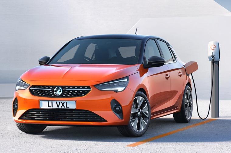 Vauxhall Corsa 2020 electric