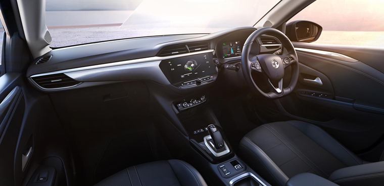 Vauxhall Corsa 2020 interior