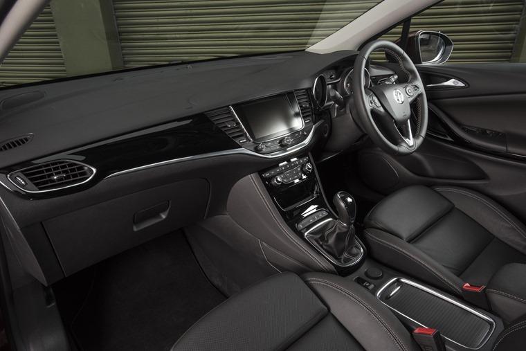 Vauxhall Grandland X passenger