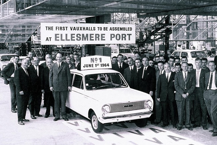 Vauxhalls have been built at Ellesmere Port for over 50 years, but now its future is less certain than before...