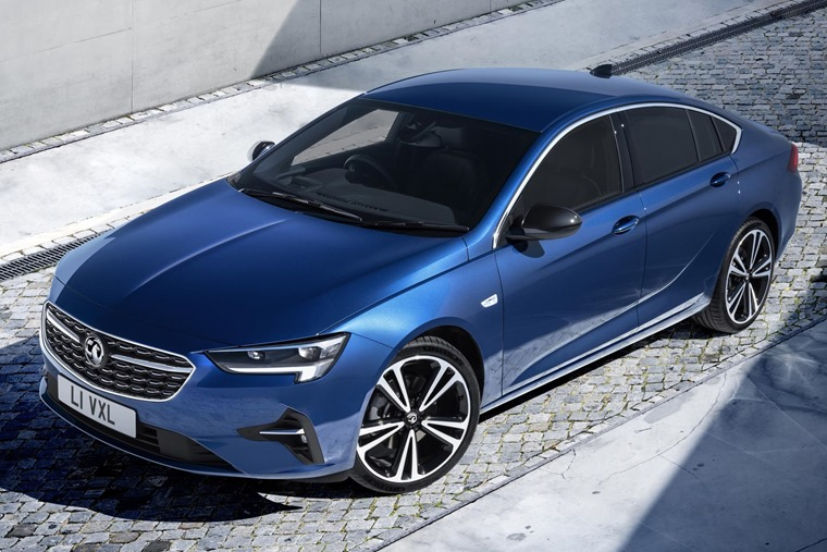 Vauxhall Insignia top