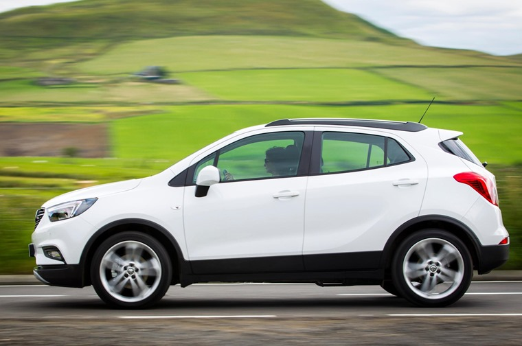 In-depth leasing options available on the Vauxhall Mokka X