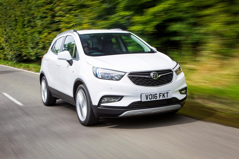 First drive review: Vauxhall Mokka X