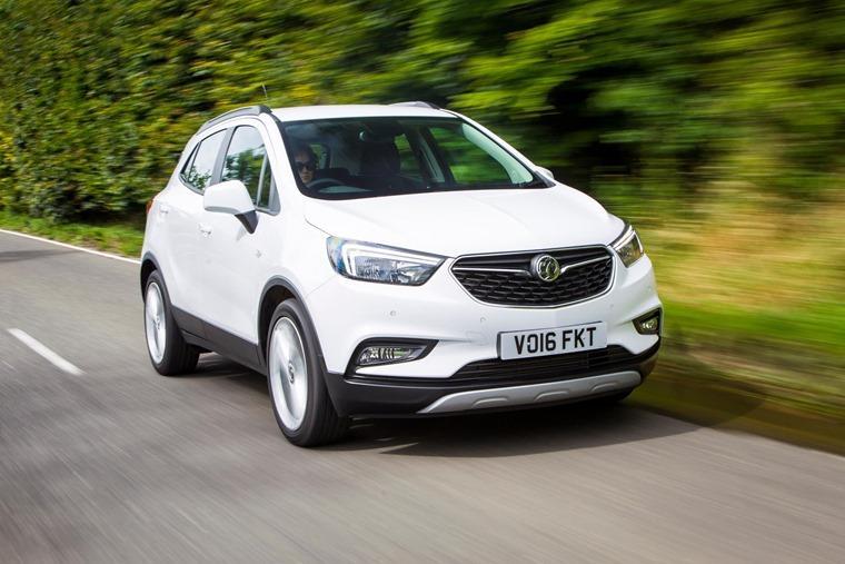 First drive review: Vauxhall Mokka X