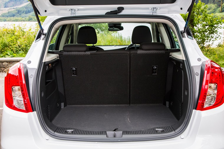 356-litres of boot space