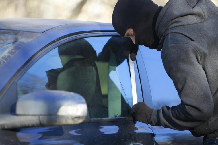 Vehicle theft[5]