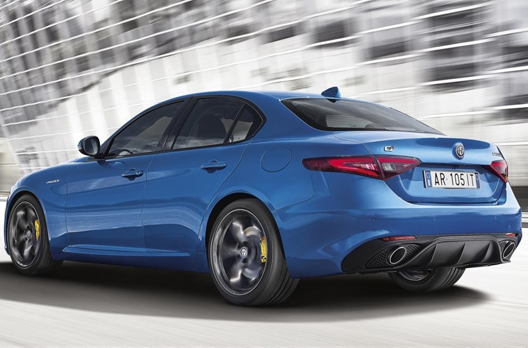 The Giulia is the first Alfa in a long time that can fight the German competition on all fronts.