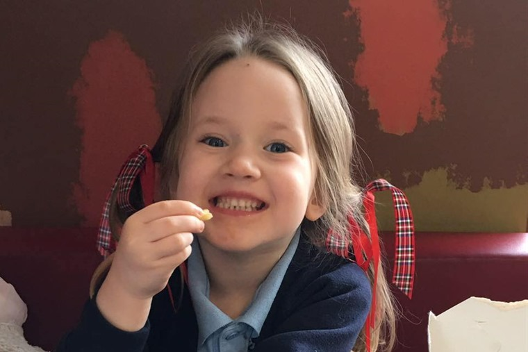 Violet-Grace Youens was hit and killed in a callous hit-and-run incident in 2017