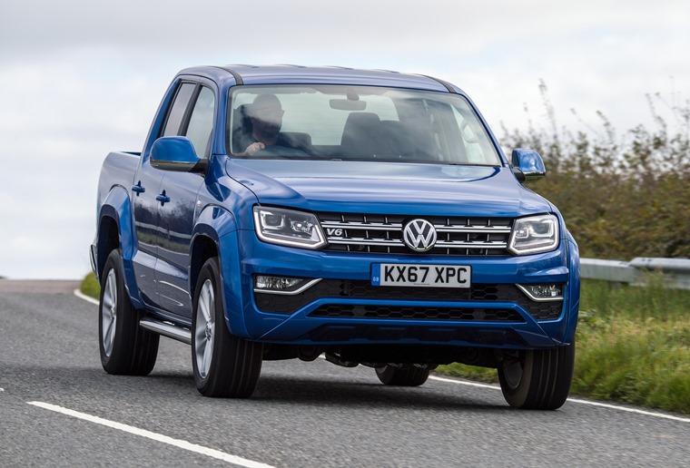 Volkswagen Amarok looks