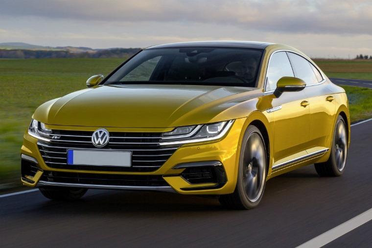 Best 67 plates – Volkswagen Arteon