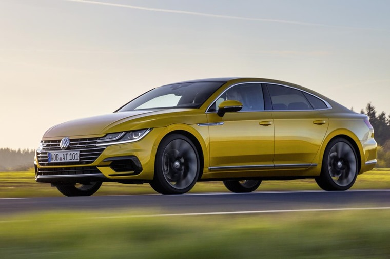 Volkswagen Arteon - image for illustration purposes only.