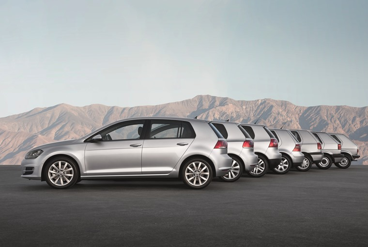 Volkswagen Golf 2013 (2) fleet