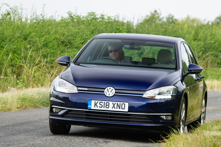 Volkswagen Golf 2018 - the most popular lease car