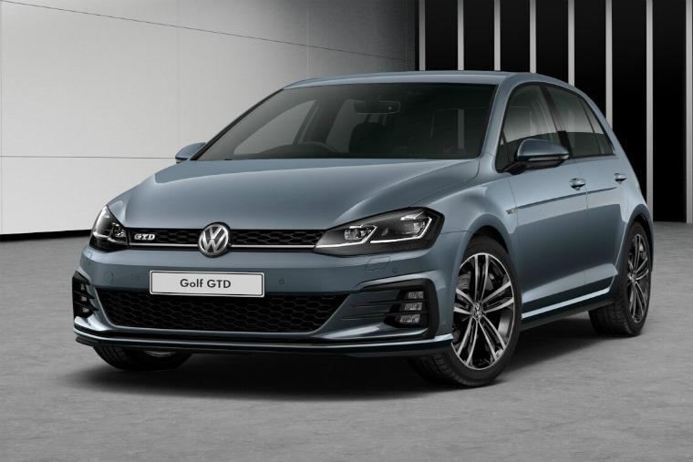 Volkswagen Golf Isaac Blue £575 GTI GTD