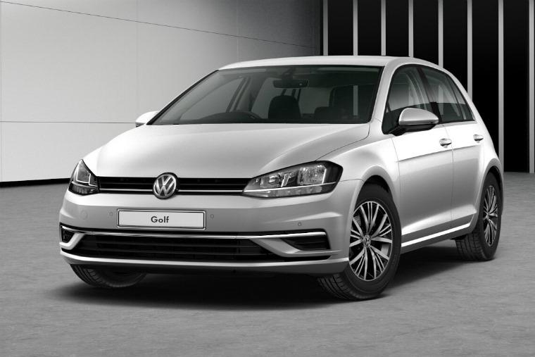 Volkswagen Golf Reflex Silver £585
