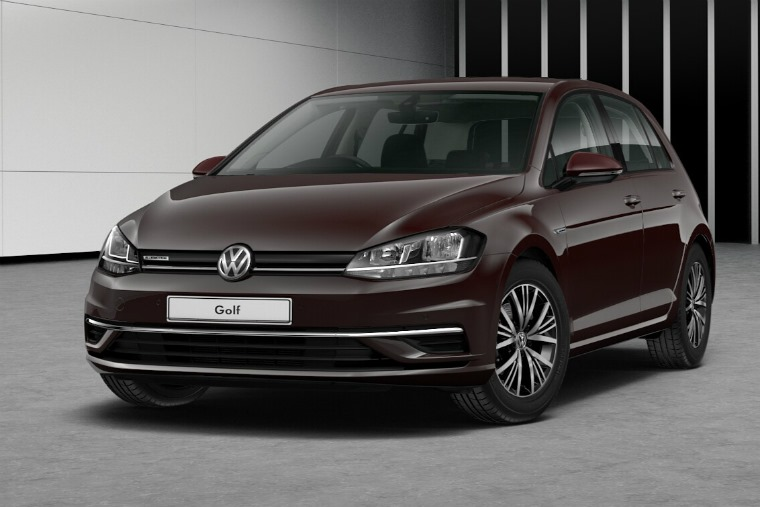 Volkswagen Golf Ruby Black £285