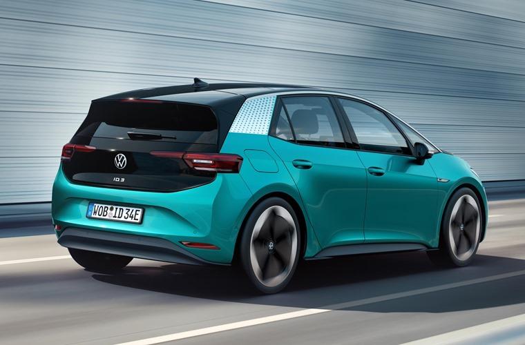 Volkswagen ID.3 rear