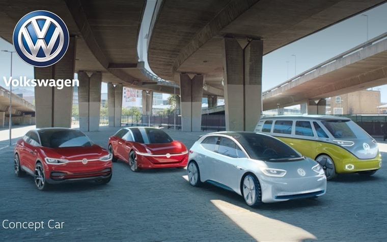 Volkswagen ID family
