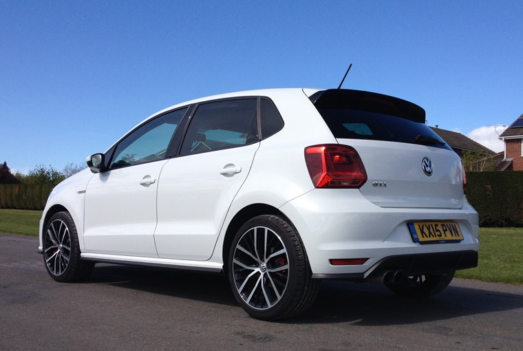 Volkswagen Polo Hatchback 2.0 TSI GTI 5dr DSG Car Lease Deals ...
