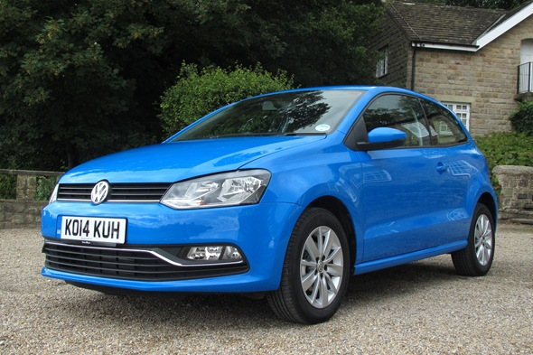 First drive review volkswagen polo facelift 2014 volkswagen polo publicscrutiny Gallery