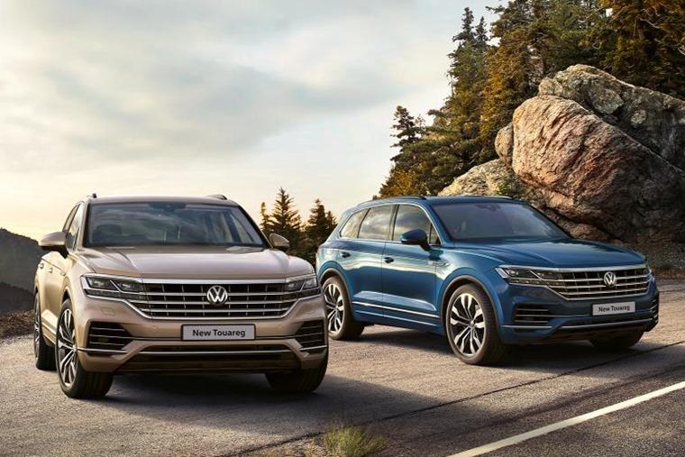 Volkswagen Touareg 2018 (1)