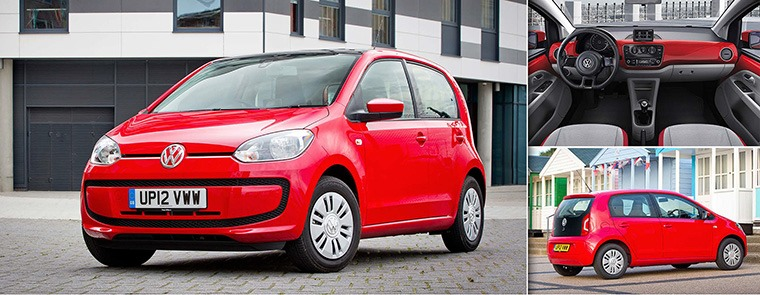 04 Top 10 First Time Driver Cars Volkswagen Up