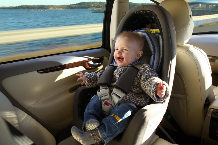 Child car seats explained