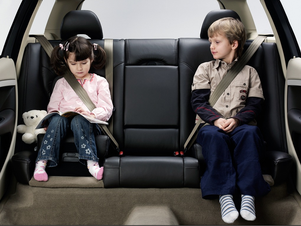 Booster seats not always safest option for child pengers