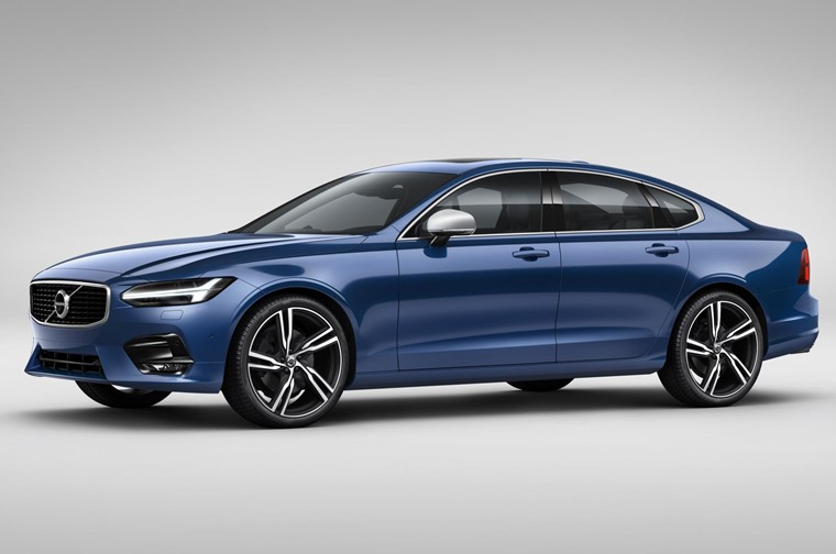 The new S90 is one of the most intelligent cars to ever hit the road.