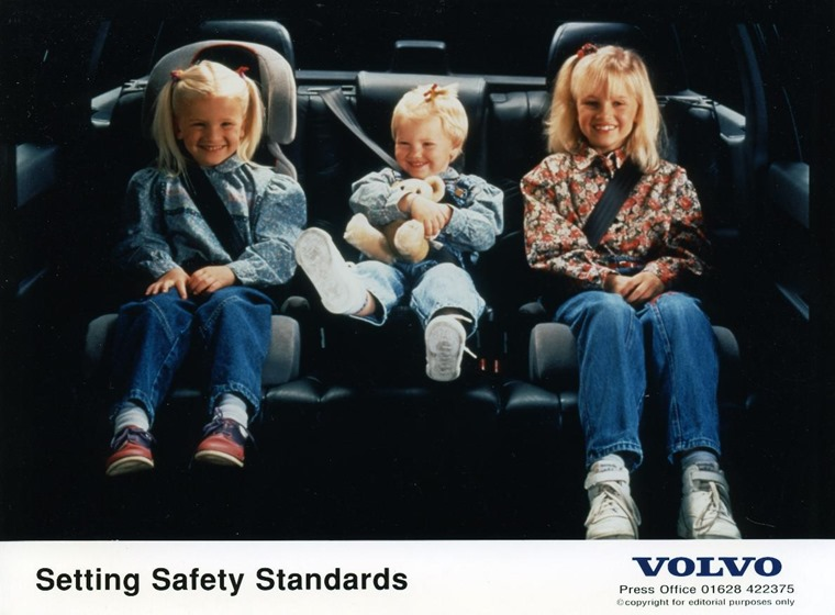 Volvo safety
