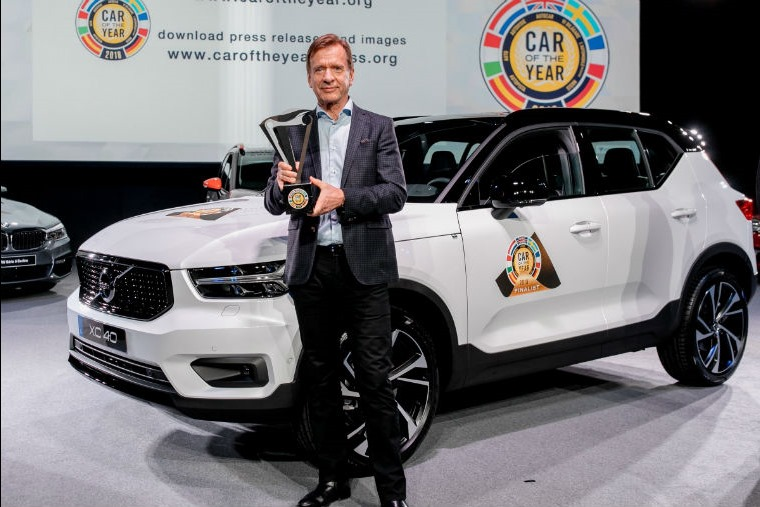 Volvo Car Group President and CEO Hakan Samuelsson
