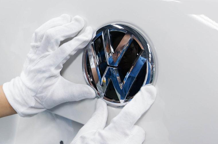 Volkswagen badge to be updated