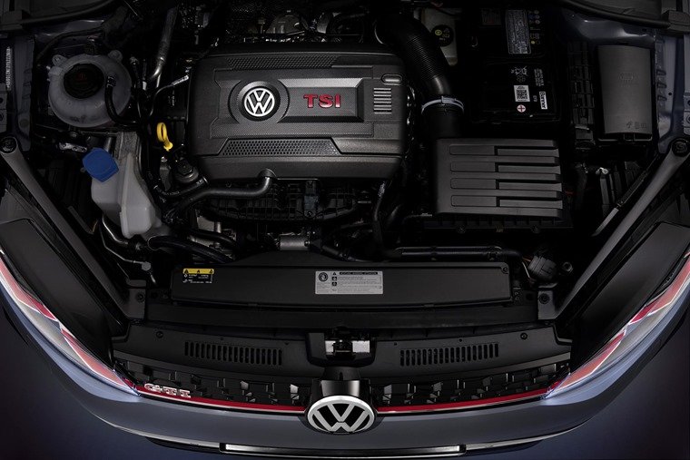 VW Golf GTI TCR engine