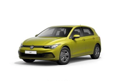 VW Golf Lime Yellow - 625