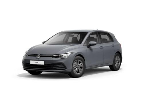 VW Golf Moonstone Grey - 375