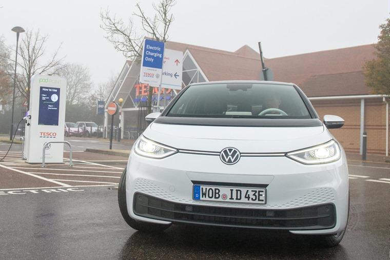 VW ID3 Tesco