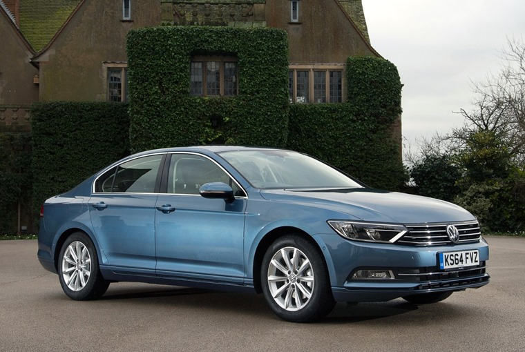 Volkswagen Passat for under £250 a month.