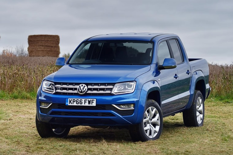 Volkswagen Amarok personal and business lease