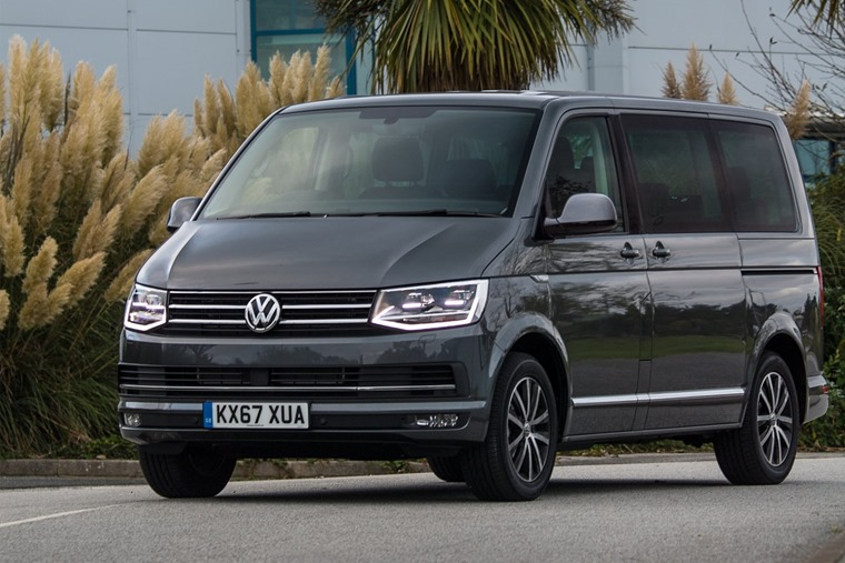 Volkswagen Caravelle for under £500 a month.