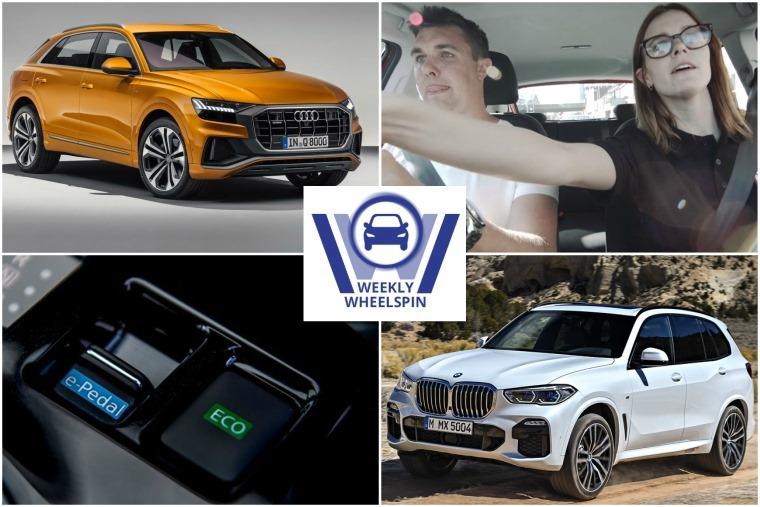 Weekly Wheelspin 8 June 2018