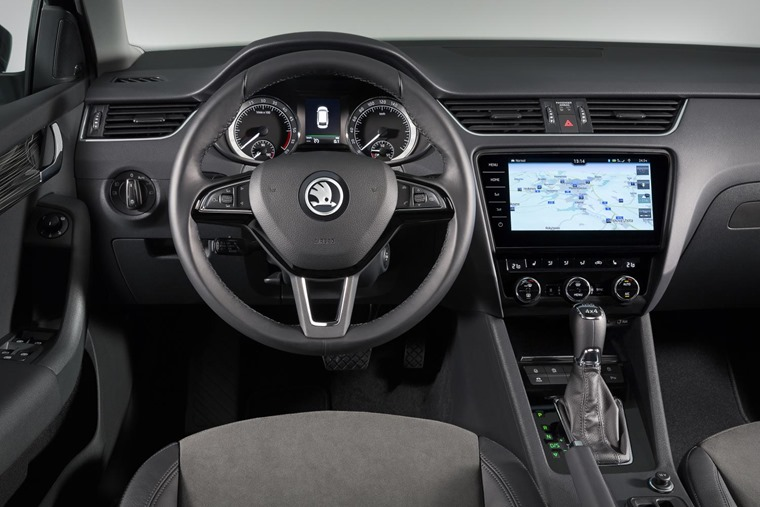 Perhaps the biggest change is to the infotainment system