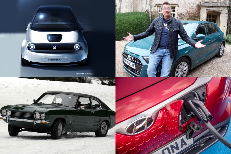 Weekly Wheelspin Ev Practicality Pigeon Poo Problems Ford Capri Turns 50 And Is The Audi A1 Really A 1