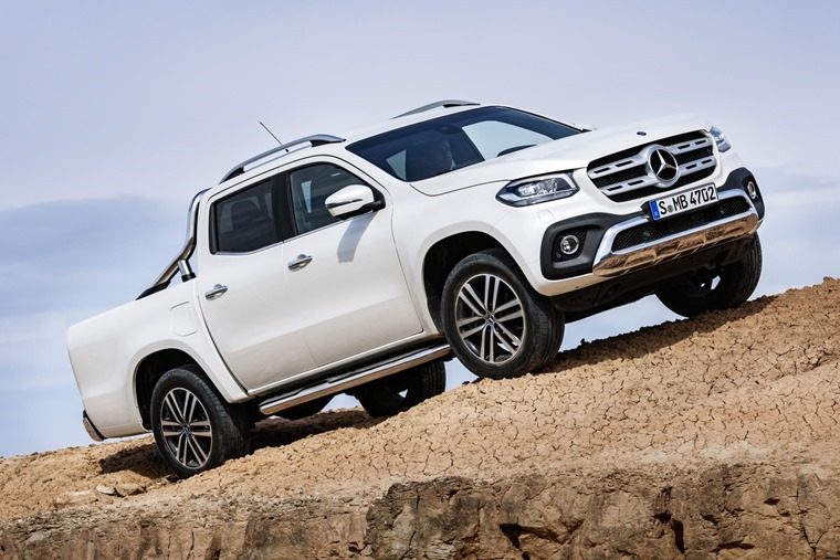 Mercedes-Benz X-Class 18 plate deals